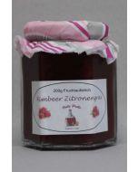 Himbeer-Marmelade mit Zitronengras