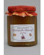 Pfirsich-Mango Marmelade