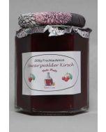 Schwarzwälder Kirsch Marmelade