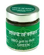 BBQ grill to thrill GREEN - Gewürzglas